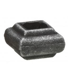 Przekuwka z otworem kwadratowym 20,5 wymiary: 35x55