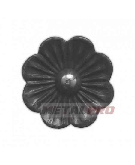 Kwiatek FI62 z nitem 4 mm