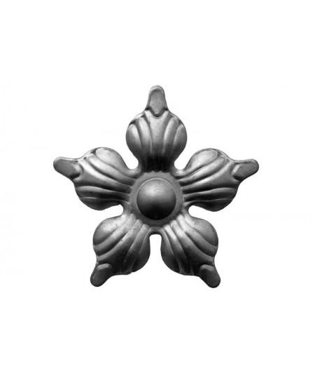 Kwiatek stalowy fi95/1,5
