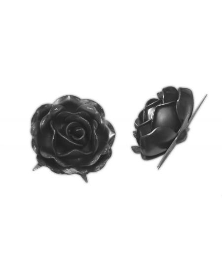Pąk róży stalowy Fi80/1,2