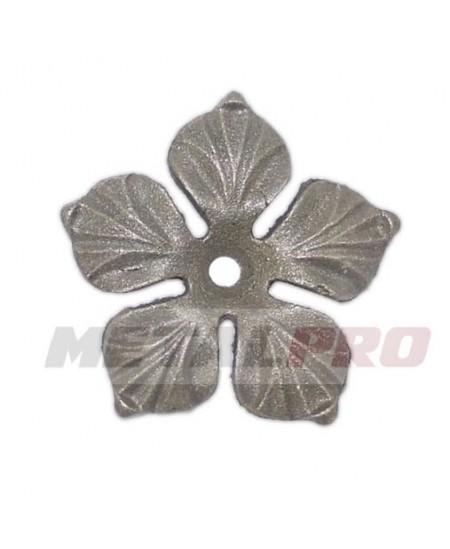 Kwiat metalowy Fi80/3