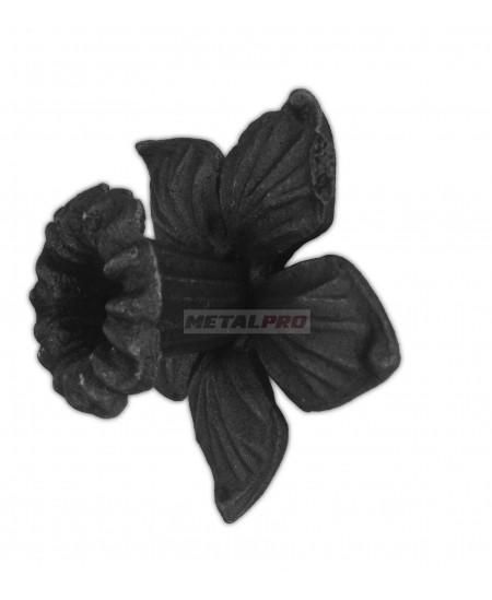 Kwiat ozdobny fi90/4mm