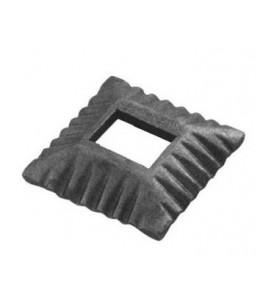 Maskownica, H17, 80x80 gr.4, otwór 40,5x20,5