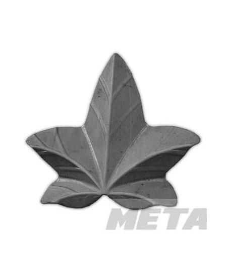 Liść bluszczu duzy 120x140/2