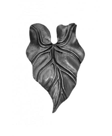 Liść bluszczu mały 115x75/2