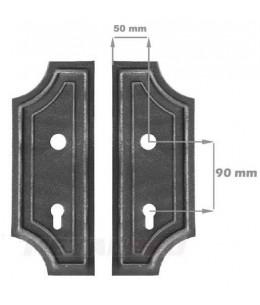 Szyldy otwory 90mm (63.130)