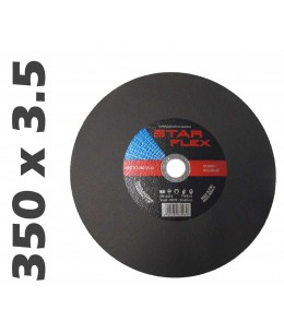 350x3,5x32 tarcza do ciecia STARFLEX