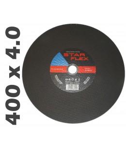 400x4,0 A24R tarcza do ciecia STARFLEX
