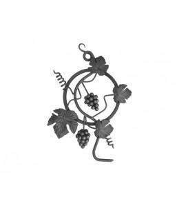 Rozeta winogrona 12x12 450x340